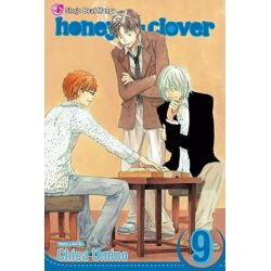 Honey and Clover, Volume 9, Honey and Clover by Chica Umino, 9781421523811.