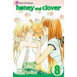 Honey and Clover, Volume 8, Honey and Clover by Chica Umino, 9781421523804.