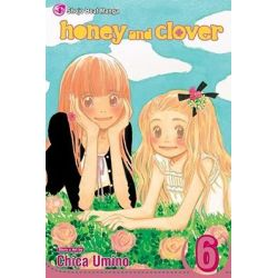 Honey and Clover, Volume 6, Honey and Clover by Chica Umino, 9781421523675.