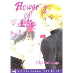 Flower Of Life, Volume 2, Flower of Life by Fumi Yoshinaga, 9781569708736.