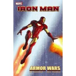 Iron Man and the Armor Wars, Iron Man by Craig Rousseau, 9780785144489.