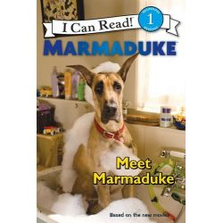 Meet Marmaduke, I Can Read Media Tie-Ins - Level 1-2 by Tim Rasmussen, 9780061995057.
