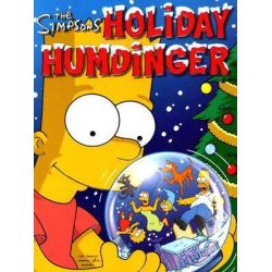 Simpsons Holiday Humdinger, Simpsons Books by Matt Groening, 9780060723385.
