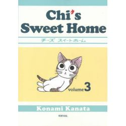 Chi's Sweet Home, Volume 3, Chi's Sweet Home by Kanata Konami, 9781934287910.