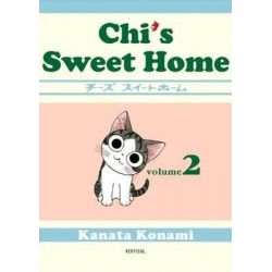 Chi's Sweet Home, Volume 2, Chi's Sweet Home by Kanata Konami, 9781934287859.