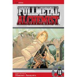 Fullmetal Alchemist, Volume 10, Fullmetal Alchemist Ser. by Hiromu Arakawa, 9789812696397.