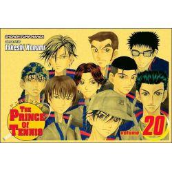 The Prince of Tennis, Volume 20 , Prince of Tennis by Takeshi Konomi, 9781421510965.