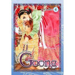 Goong, Volume 4: The Royal Palace, The Royal Palace by So Hee Park, 9780759528734.