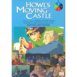 Howl's Moving Castle, Volume 3, Howl's Moving Castle by Hayao Miyazaki, 9781421500935.