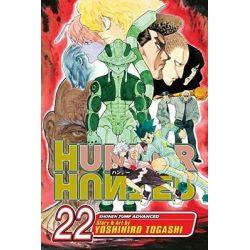 Hunter X Hunter, Volume 22 with Sticker, Hunter X Hunter by Yoshihiro Togashi, 9781421517896.