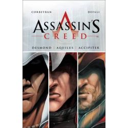 Assassin's Creed - The Ankh of Isis Trrilogy, Assassin's Creed (Unnumbered) by Eric Corbeyram, 9781781163436.