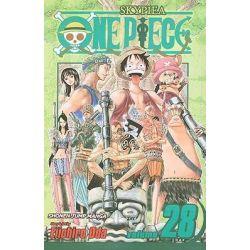 One Piece : Wyper The Berserker, Volume 28, Wyper The Berserker, Volume 28 by Eiichiro Oda, 9781421534442.