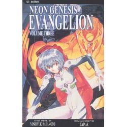 Neon Genesis Evangelion, Volume 3 (2nd Edition), Neon Genesis Evangelion (Paperback) by Yoshiyuki Sadamoto, 9781591164012.