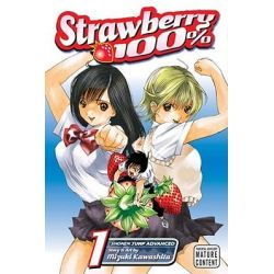 Strawberry 100% : Strawberry Shortcake Alert!!, Volume 1, Strawberry Shortcake Alert!!, Volume 1 by Mizuki Kawashita, 9781421513713.