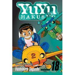 YuYu Hakusho, Volume 18: The Demon Plane Unification Tournament, The Demon Plane Unification Tournament by Yoshihiro Togashi, 9781421524498.