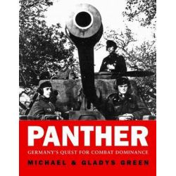 Panther, Germany's Quest for Combat Dominance by Mike Green, 9781849088411.