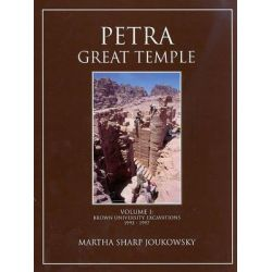 Petra Great Temple, Volume 1, Brown University Excavations 1993-1997 by M S Joukowsky, 9780966802405.