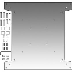 Chief PSB-2364 Custom Interface Bracket for Large Flat PSB2364