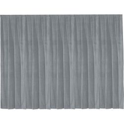 Da-Lite 36800 Drapery Panel (12 x 13', Pewter Gray) 36800 B&H