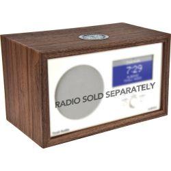 Tivoli Wood Cabinet for Albergo Clock Radio (Walnut) AKITWL B&H