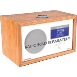 Tivoli Wood Cabinet for Albergo Clock Radio (Cherry) AKITCH B&H