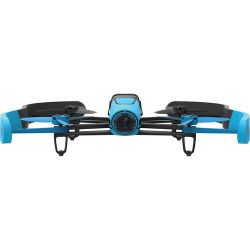 Parrot BeBop Drone Quadcopter with Hard Case Bundle (Blue) B&H