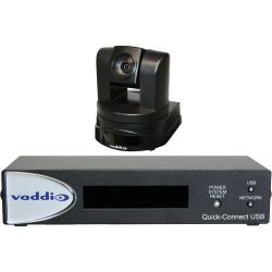 Vaddio ClearVIEW HD-20SE HD QUSB PTZ Camera System 999-6989-000