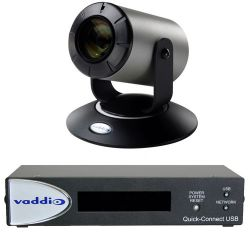 Vaddio  ZoomSHOT 20 QUSB System 999-6920-100 B&H Photo Video