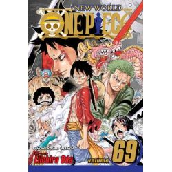 One Piece, One Piece by Eiichiro Oda, 9781421561431.