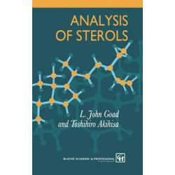 Analysis of Sterols by J. Goad, 9789401071475.