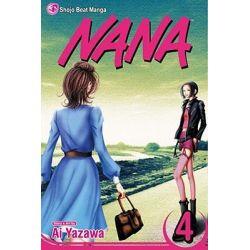 Nana, Volume 4, Nana by Ai Yazawa, 9781421504803.