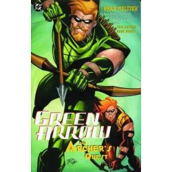 Green Arrow, The Archer's Quest by Ande Parks, 9781401200442.