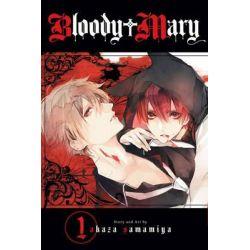 Bloody Mary, Bloody Mary by Akaza Samamiya, 9781421582863.