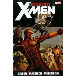 Uncanny X-Men, Vol. 1 by Kieron Gillen, 9780785159940.