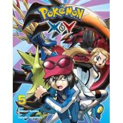 Pokemon XY, Pokemon by Hidenori Kusaka, 9781421582504.