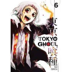 Tokyo Ghoul 6, Tokyo Ghoul by Sui Ishida, 9781421580418.