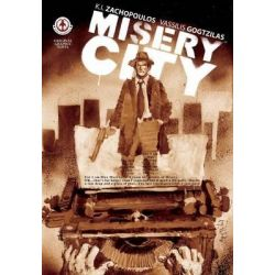 Misery City by Kostas Zachopoulos, 9781905692811.