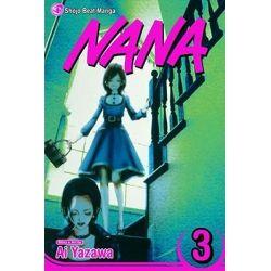 Nana : Volume 3, Volume 3 by Ai Yazawa, 9781421504797.