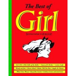 The Best of Girl, Sister Paper to Eagle by Inc. DC Comics, 9781853758324.
