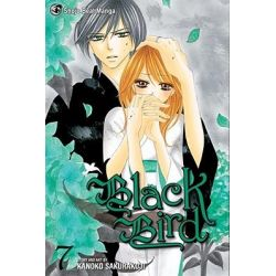 Black Bird, Black Bird Series : Book 7 by Kanoko Sakurakoji, 9781421533117.