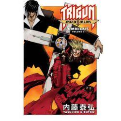 Trigun Maximum Omnibus, Volume 3 by Yasuhiro Nightow, 9781616550127.