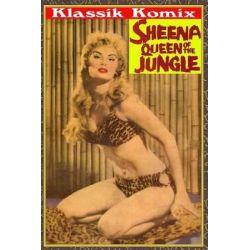 Klassik Komix, Sheena, Queen of the Jungle by Mini Komix, 9781505932171.