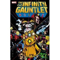 Infinity Gauntlet, Infinity Gauntlet by Jim Starlin, 9780785156598.