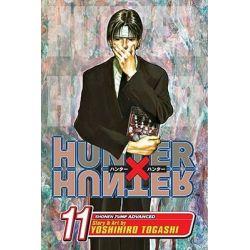 Hunter X Hunter, Vol. 11, Hunter X Hunter by Yoshihiro Togashi, 9781421506463.