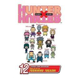 Hunter X Hunter, Vol. 12, Hunter X Hunter by Yoshihiro Togashi, 9781421506470.