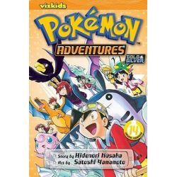 Pokemon Adventures, Pokemon Adventures (Viz Media) by Hidenori Kusaka, 9781421535487.
