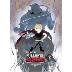 The Art of Fullmetal Alchemist 2, Fullmetal Alchemist by Hiromu Arakawa, 9781421514086.