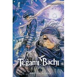 Tegami Bachi : Letter Bee, Volume 1, Letter Bee, Volume 1 by Hiroyuki Asada, 9781421529134.