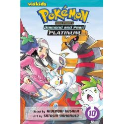 Pokemon Adventures Diamond & Pearl Platinum, 10 by Hidenori Kusaka, 9781421554068.