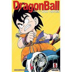 Dragon Ball, Vol. 5 (Vizbig Edition), The Fearsome Power of Piccolo by Akira Toriyama, 9781421520636.
